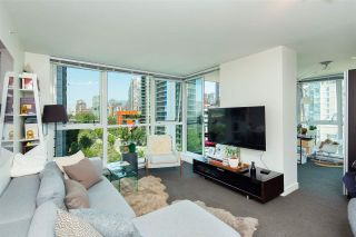 "Photo 1: 1106 1408 STRATHMORE Mews in Vancouver: Yaletown Condo for sale in ""WEST ONE BY CONCORD PACIFIC"" (Vancouver West)  : MLS®# R2285517"