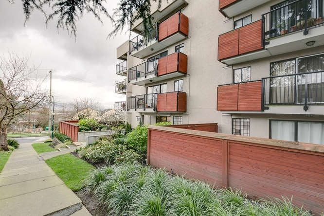 Main Photo: 205 2142 CAROLINA STREET in : Mount Pleasant VE Residential Attached for sale : MLS®# R2046653