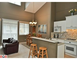 """Photo 2: 6 2588 152ND Street in Surrey: King George Corridor Townhouse for sale in """"WOODGROVE"""" (South Surrey White Rock)  : MLS®# F1003527"""