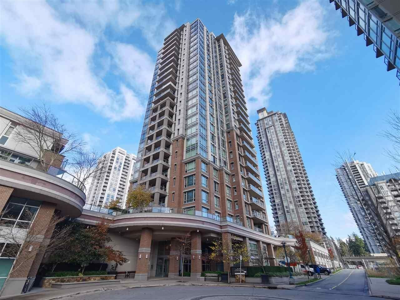 """Main Photo: 1508 1155 THE HIGH Street in Coquitlam: North Coquitlam Condo for sale in """"M-ONE"""" : MLS®# R2622195"""