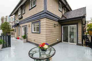 Photo 10: 780 ST. GEORGES AVENUE in North Vancouver: Central Lonsdale Townhouse for sale : MLS®# R2452292