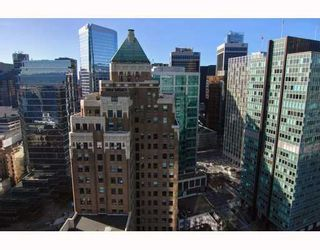 "Photo 9: 2906 1011 W CORDOVA Street in Vancouver: Coal Harbour Condo for sale in ""Fairmont Pacific Rim"" (Vancouver West)  : MLS®# V811000"