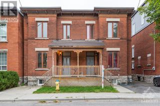 Photo 1: 210-212 FLORENCE STREET in Ottawa: Multi-family for sale : MLS®# 1260080