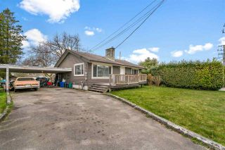 Photo 1: 7565 STAVE LAKE Street in Mission: Mission BC House for sale : MLS®# R2559038