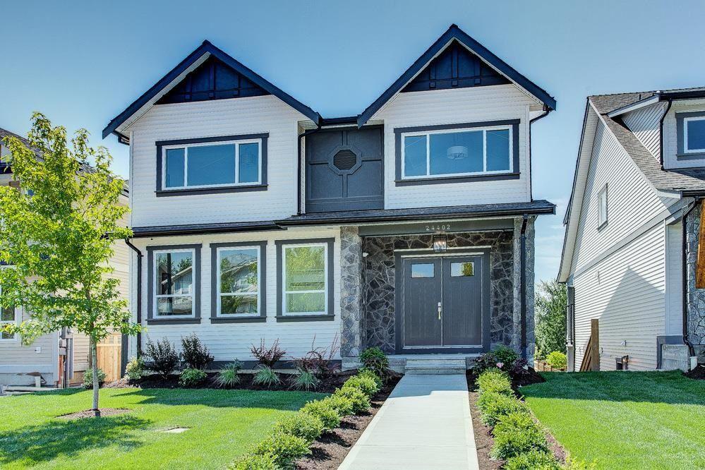 "Main Photo: 24402 112 Avenue in Maple Ridge: Cottonwood MR House for sale in ""Highfield Estates"" : MLS®# R2601941"