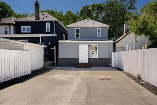 Photo 23: 527 Victor Street in Winnipeg: West End Residential for sale (5A)  : MLS®# 202116651