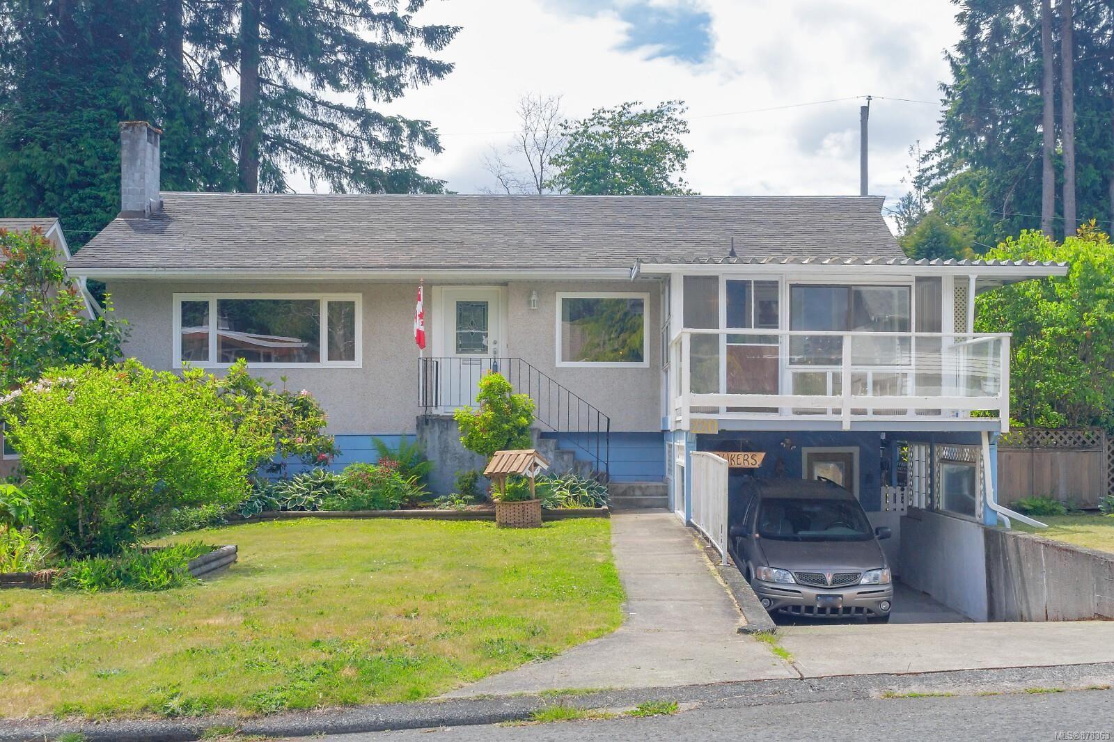Main Photo: 220 Dogwood Ave in : Du West Duncan House for sale (Duncan)  : MLS®# 878363