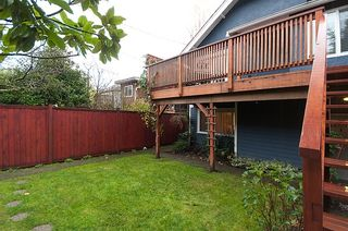 Photo 25: 3323 W 10TH Avenue in Vancouver: Kitsilano House for sale (Vancouver West)  : MLS®# V859119