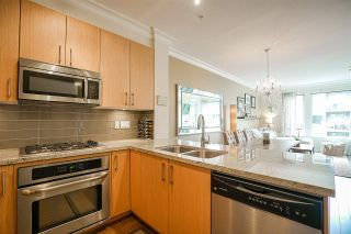 "Photo 2: 423 119 W 22ND Street in North Vancouver: Central Lonsdale Condo for sale in ""Anderson Walk"" : MLS®# R2168632"