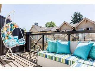 "Photo 9: 910 W 13TH Avenue in Vancouver: Fairview VW Townhouse for sale in ""THE BROWNSTONE"" (Vancouver West)  : MLS®# V1140268"