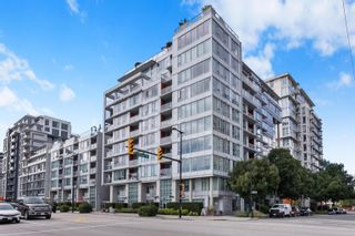 Main Photo: 906 1887 CROWE Street in Vancouver: False Creek Condo for sale (Vancouver West)  : MLS®# R2617531