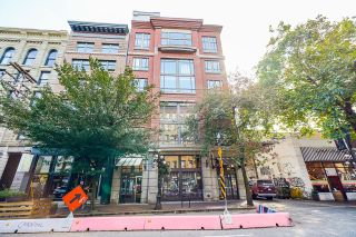 """Photo 2: 403 28 POWELL Street in Vancouver: Downtown VE Condo for sale in """"POWELL LANE"""" (Vancouver East)  : MLS®# R2617174"""