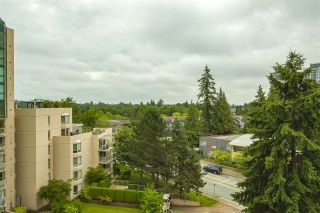 """Photo 20: 703 1189 EASTWOOD Street in Coquitlam: North Coquitlam Condo for sale in """"THE CARTIER"""" : MLS®# R2531681"""
