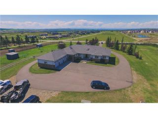 Photo 1: 354132 48 Street E: Rural Foothills M.D. House for sale : MLS®# C4096683