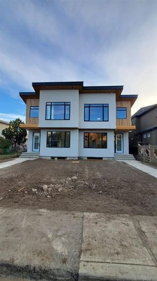 Main Photo: 4624 15 Avenue NW in Calgary: Montgomery Semi Detached for sale : MLS®# A1154715