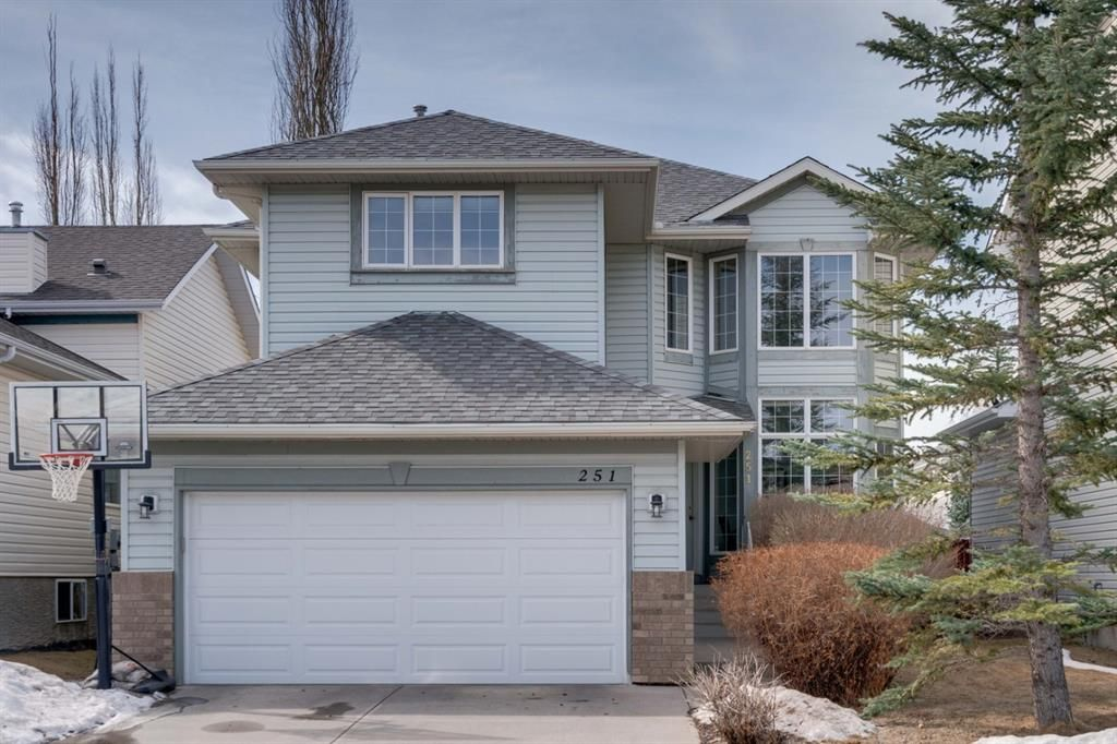 Main Photo: 251 Sierra Nevada Close SW in Calgary: Signal Hill Detached for sale : MLS®# A1088133