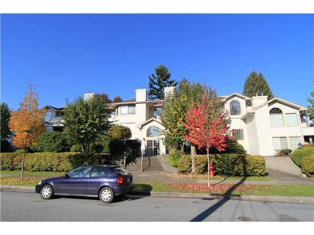 """Main Photo: 307 1955 SUFFOLK Avenue in Port Coquitlam: Glenwood PQ Condo for sale in """"Oxford Place"""" : MLS®# V1032210"""