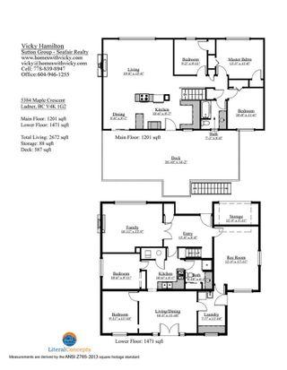 Photo 37: 5384 MAPLE Crescent in Delta: Delta Manor House for sale (Ladner)  : MLS®# R2546269