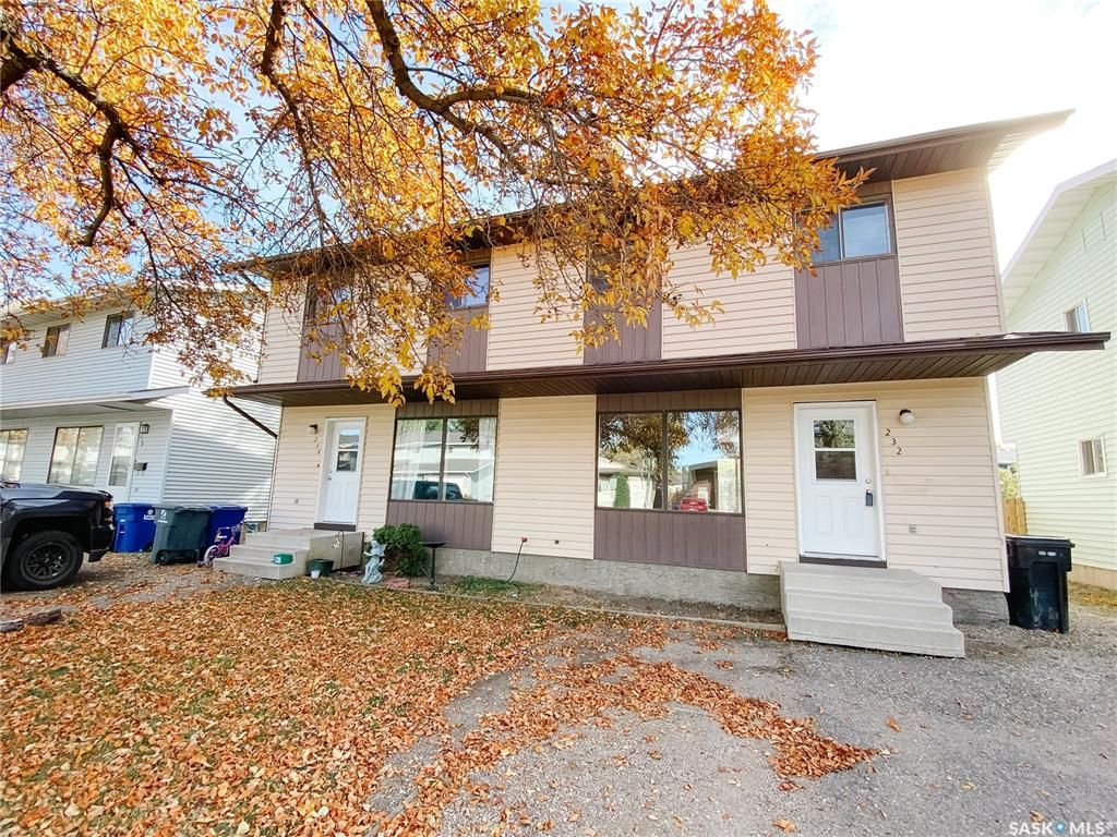 Main Photo: 232 Wakabayashi Way in Saskatoon: Silverwood Heights Residential for sale : MLS®# SK871638