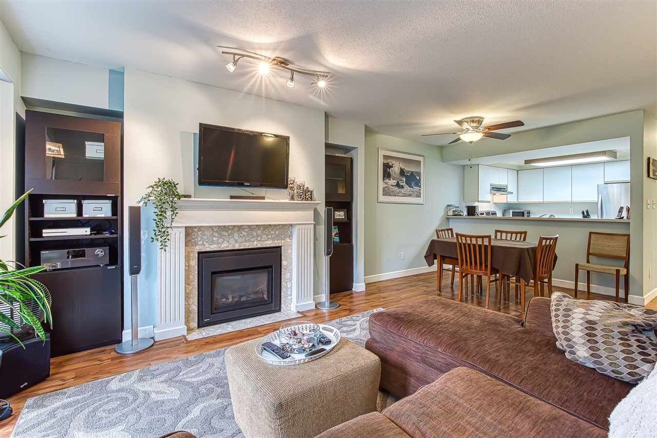 """Photo 6: Photos: 6 1215 BRUNETTE Avenue in Coquitlam: Maillardville Townhouse for sale in """"Place Fountaine Bleu"""" : MLS®# R2407958"""