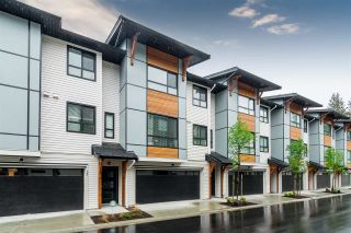 """Photo 1: 38 8508 204 Street in Langley: Willoughby Heights Townhouse for sale in """"Zetter Place"""" : MLS®# R2308737"""