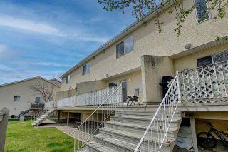 Photo 44: 14 11717 9B Avenue in Edmonton: Zone 16 Townhouse for sale : MLS®# E4244268