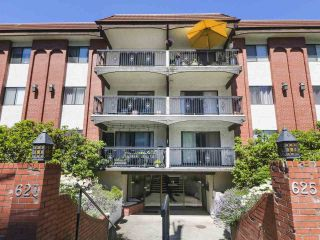 "Photo 3: 302 625 HAMILTON Street in New Westminster: Uptown NW Condo for sale in ""CASA DEL SOL"" : MLS®# R2478937"