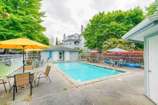 """Photo 23: 206 7671 ABERCROMBIE Drive in Richmond: Brighouse South Condo for sale in """"BENTLY WYND"""" : MLS®# R2586779"""