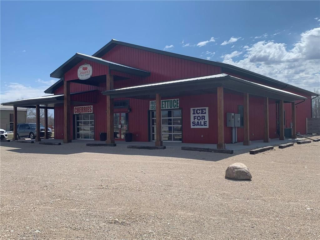Main Photo: 43150 HWY 1 EAST Highway in Richer: Retail for sale : MLS®# 202110419