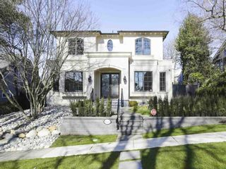 Photo 1: 4261 W 13 TH AVE in VANCOUVER: Point Grey House for sale (Vancouver West)