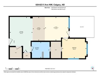 Photo 32: 429 823 5 Avenue NW in Calgary: Sunnyside Apartment for sale : MLS®# A1152159