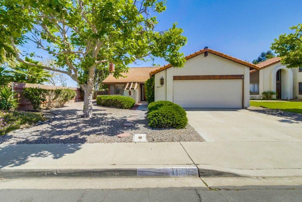 Main Photo: RANCHO BERNARDO House for sale : 4 bedrooms : 11660 Agreste Pl in San Diego