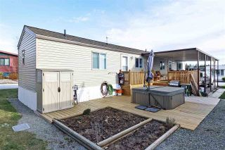 """Photo 19: 38 15875 20 Avenue in Surrey: King George Corridor Manufactured Home for sale in """"Sea Ridge Bays"""" (South Surrey White Rock)  : MLS®# R2375018"""