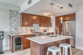 Photo 13: 502 735 2 Avenue SW in Calgary: Eau Claire Apartment for sale : MLS®# A1121371