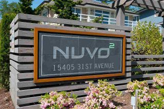 """Photo 39: 74 15405 31 Avenue in Surrey: Grandview Surrey Townhouse for sale in """"NUVO2"""" (South Surrey White Rock)  : MLS®# R2577675"""