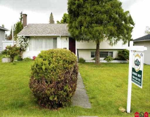 "Main Photo: 9781 128A ST in Surrey: Cedar Hills House for sale in ""CEDAR HILLS"" (North Surrey)  : MLS®# F2610982"