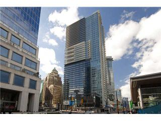 Photo 1: 2404 1011 W Cordova Street in Vancouver: Coal Harbour Condo for sale (Vancouver West)  : MLS®# V875149