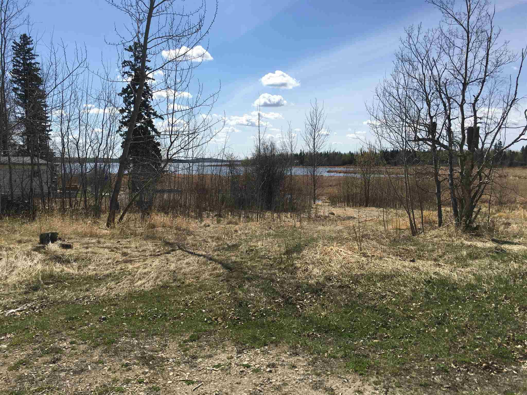 Main Photo: 833 Westcove Drive: Rural Lac Ste. Anne County Rural Land/Vacant Lot for sale : MLS®# E4247749
