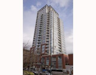 "Photo 1: 609 550 TAYLOR Street in Vancouver: Downtown VW Condo for sale in ""The Taylor"" (Vancouver West)  : MLS®# V804952"
