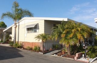 Photo 1: OCEANSIDE Manufactured Home for sale : 2 bedrooms : 244 Havenview Lane #244