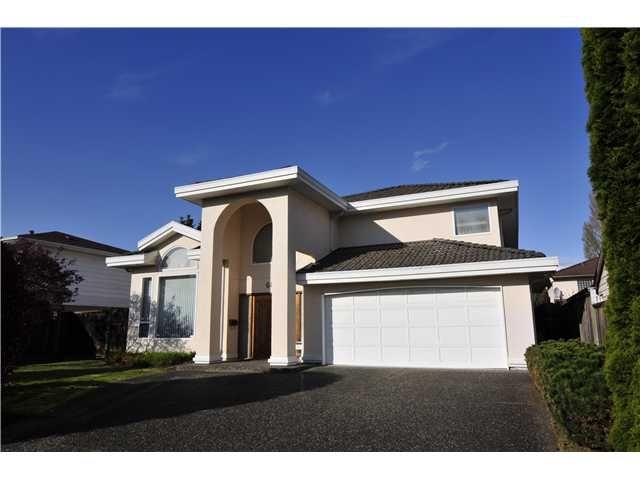 Main Photo: 6431 MARA Crescent in Richmond: Granville House for sale : MLS®# V1114881