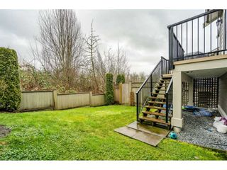 "Photo 17: 10 11384 BURNETT Street in Maple Ridge: East Central Townhouse for sale in ""MAPLE CREEK LIVING"" : MLS®# R2435757"