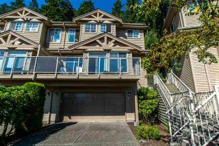 """Photo 1: 112 2979 PANORAMA Drive in Coquitlam: Westwood Plateau Townhouse for sale in """"DEERCREST"""" : MLS®# R2109374"""