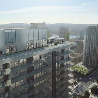 Photo 12: 1111 Richards Street in Vancouver: Yaletown Condo for sale (Vancouver West)
