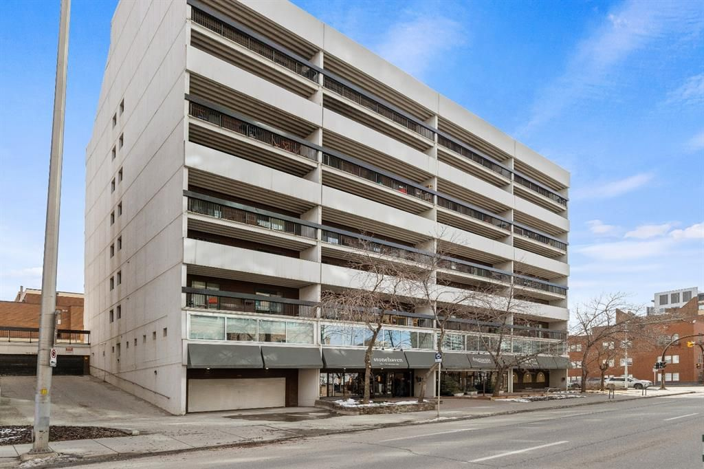 Main Photo: 604 735 12 Avenue SW in Calgary: Beltline Apartment for sale : MLS®# A1086969