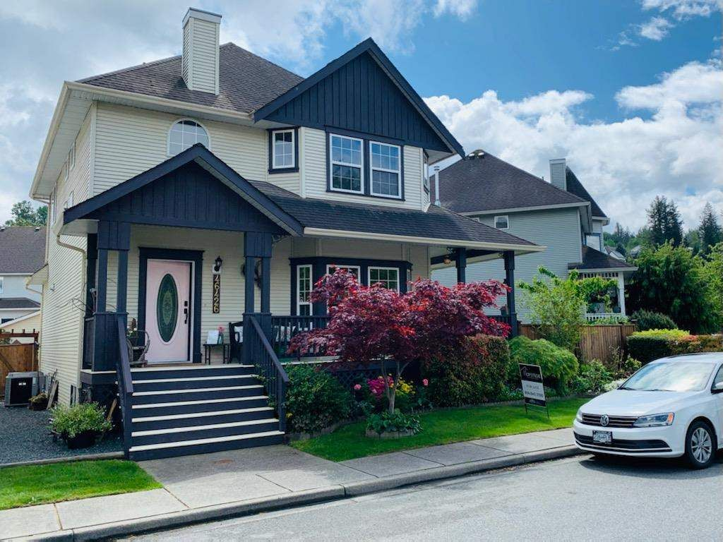 """Main Photo: 46426 CHESTER Drive in Chilliwack: Sardis East Vedder Rd House for sale in """"AVONLEA"""" (Sardis)  : MLS®# R2577709"""