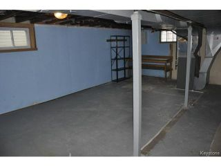 Photo 17: 159 Luxton Avenue in WINNIPEG: West Kildonan / Garden City Residential for sale (North West Winnipeg)  : MLS®# 1410226