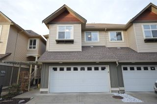 """Photo 1: 6 12311 NO 2 Road in Richmond: Steveston South Townhouse for sale in """"Fairwind"""" : MLS®# R2135138"""
