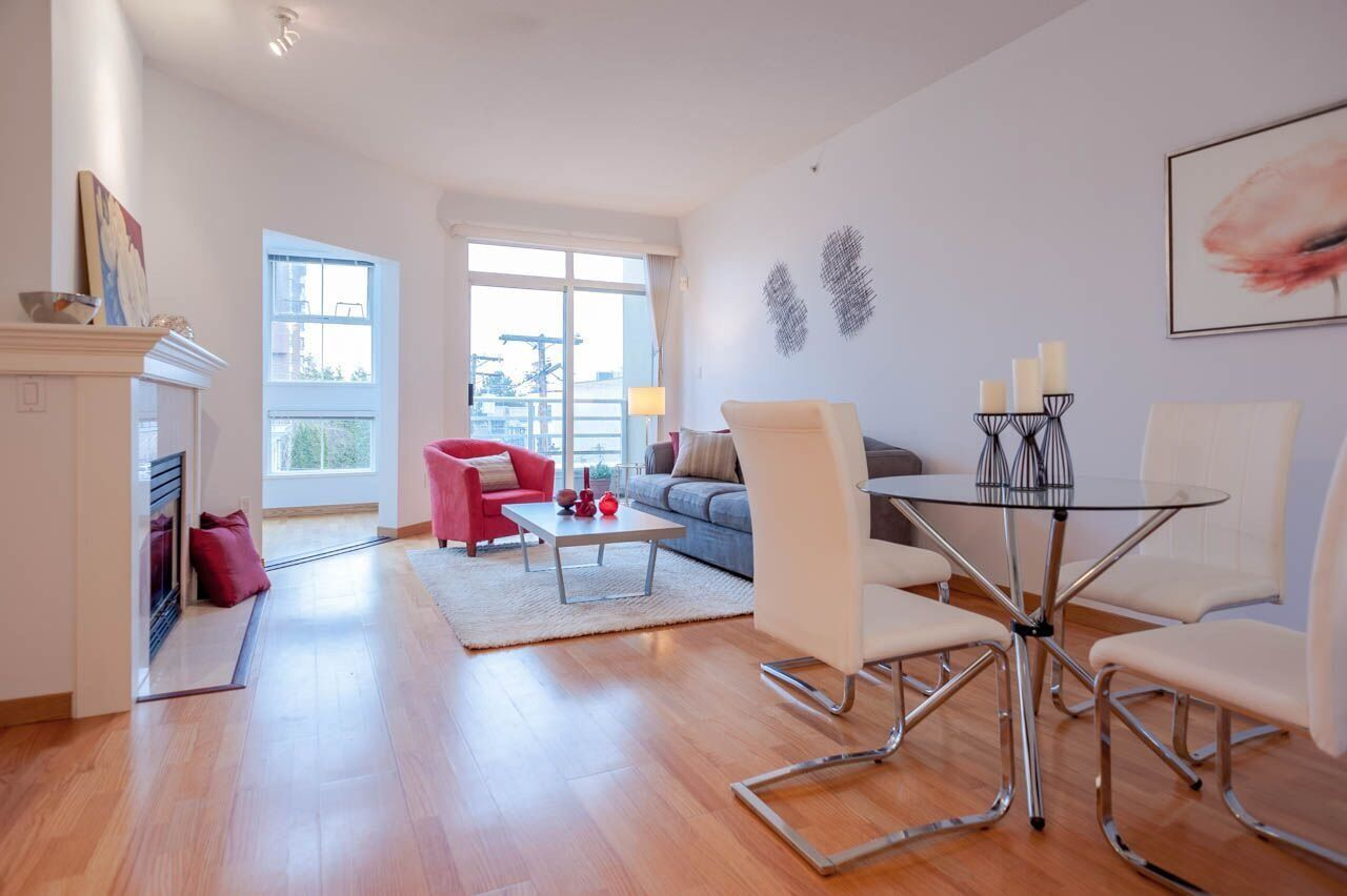 """Main Photo: 406 2105 W 42ND Avenue in Vancouver: Kerrisdale Condo for sale in """"BROWNSTONE"""" (Vancouver West)  : MLS®# R2552680"""
