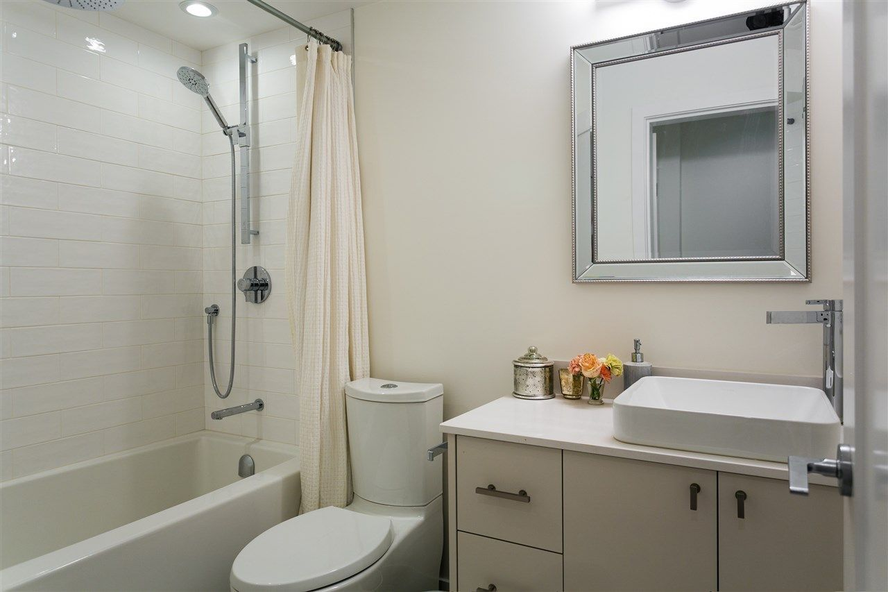 """Photo 16: Photos: 101 1750 W 10TH Avenue in Vancouver: Fairview VW Condo for sale in """"Regency House"""" (Vancouver West)  : MLS®# R2278218"""
